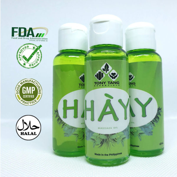Hay Concentrated Natural Oil Product Image 1